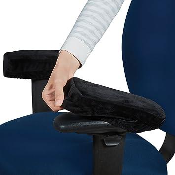 amazon com memory foam armrest cushions ergonomic soft and