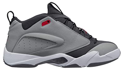 8095acc0f62 Amazon.com | Jordan Jumpman Quick 23 Particle Grey/Gym Red (11.5 D(M ...