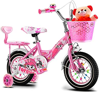 Bicicletas Para Niños Niños A La Moda Niñas De 3 A 6 Años Niños Al ...