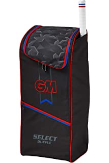 5206d5b31c7 GM Cricket Unisex s Cricket Original Wheelie Duffle 2017 Bag