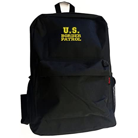 c193a591afd6 Amazon.com: U.S. US Border Patrol Military Backpack Bag: Sports ...