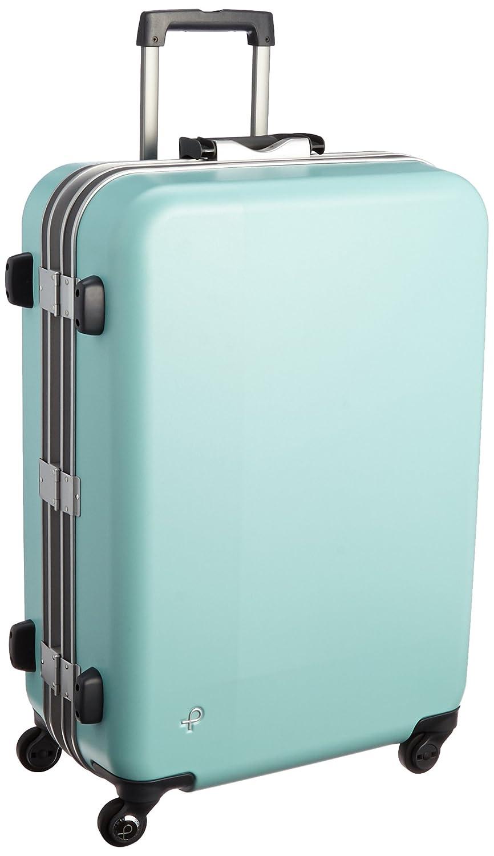 [プロテカ] 日本製スーツケース エキノックスライトU 66L 4.3kg 66.0L 63.0cm 4.3kg 00622 B019GB5WQA ターコイズブルー ターコイズブルー