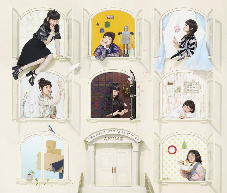 ベストアルバム THE MEMORIES APARTMENT ‐ Anime ‐ベストアルバム THE MEMORIES APARTMENT ‐ Original ‐(チケットホルダー&A4クリアファイル付き)