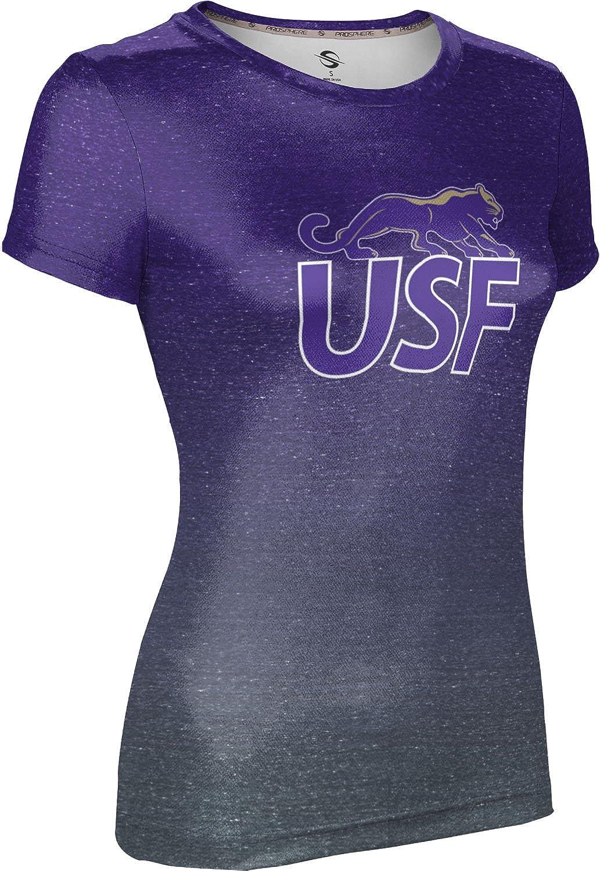 Ombre ProSphere University of Sioux Falls Girls Zipper Hoodie School Spirit Sweatshirt