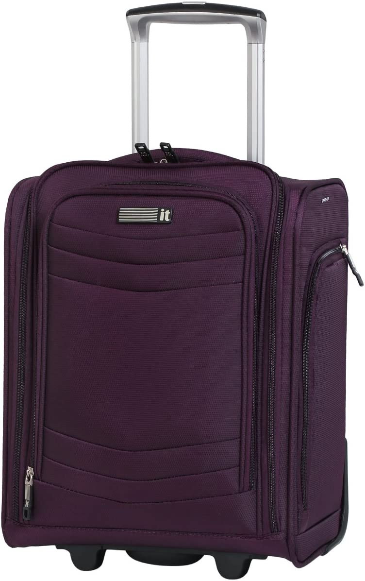 Potent Purple it luggage Intrepid 16.9 2 Wheel Carry-On