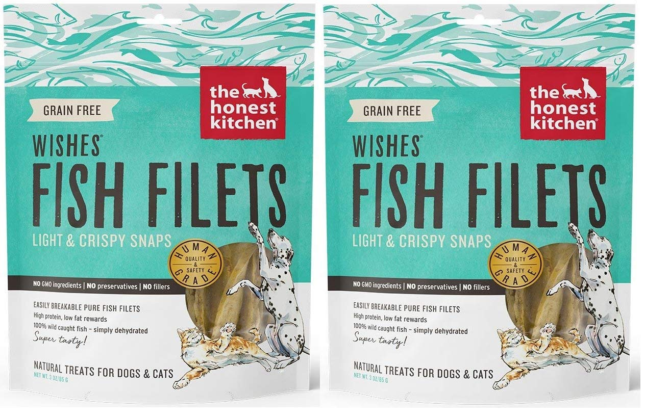 Honest Kitchen The Wishes: Natural Human Grade Dehydrated Fish ...