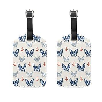 Amazon.com: Anmarco – Bolsas de etiquetas para maletas de ...