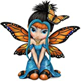 Figurine: Butterfly Kisses Figurine by The Hamilton Collection