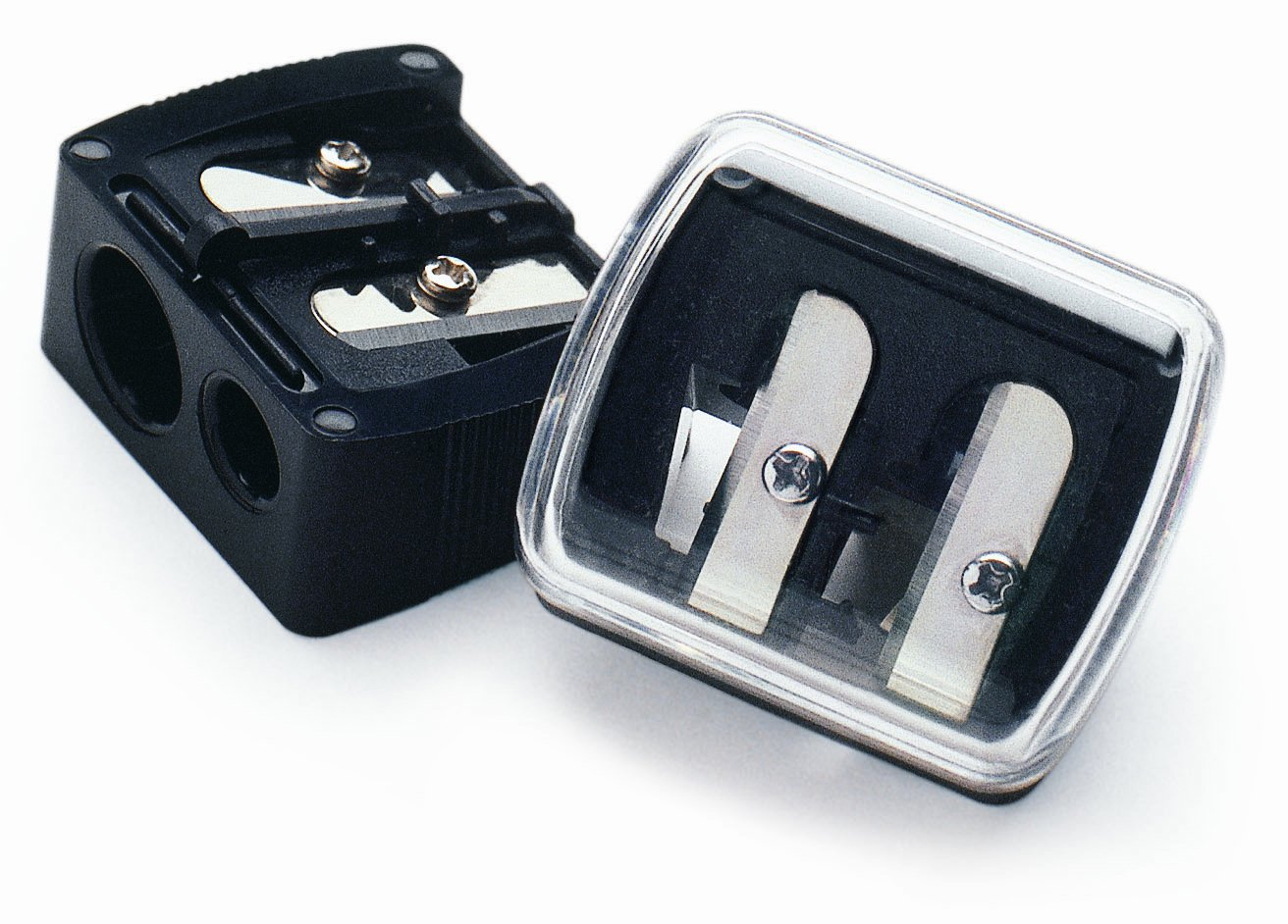 Prestige Double Sharpener Plastic 6008