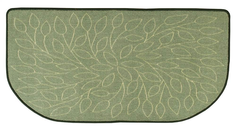 Uniflame R-3040 Polypropylene Hearth Rug, Sage by Uniflame