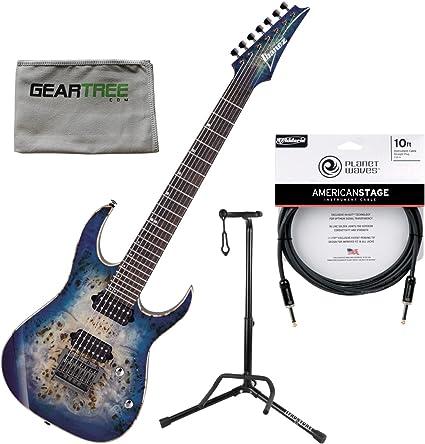 Ibanez rg1027pbfcbb RG Premium (7 cuerdas Guitarra eléctrica ...