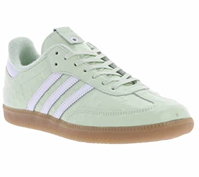 adidas Originals Samba W Naked Waves Pack Basket en Cuir véritable