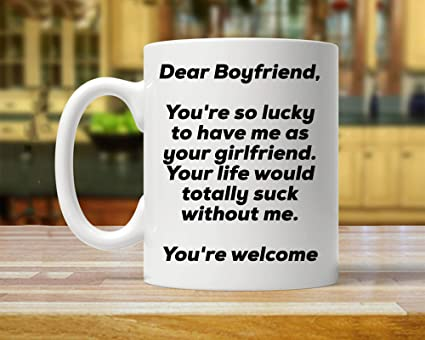 Boyfriend Birthday Gift Perfect Gifts For