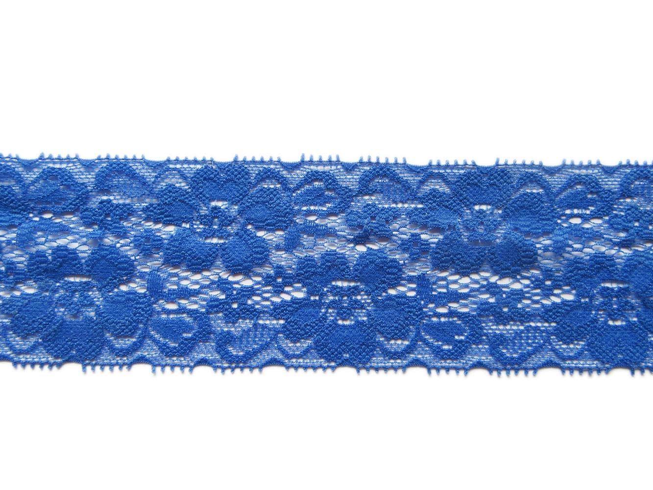 YYCRAFT Elastic Lace Trim Ribbon for Sewing and DIY Craft Projects 15yards,Turquoise
