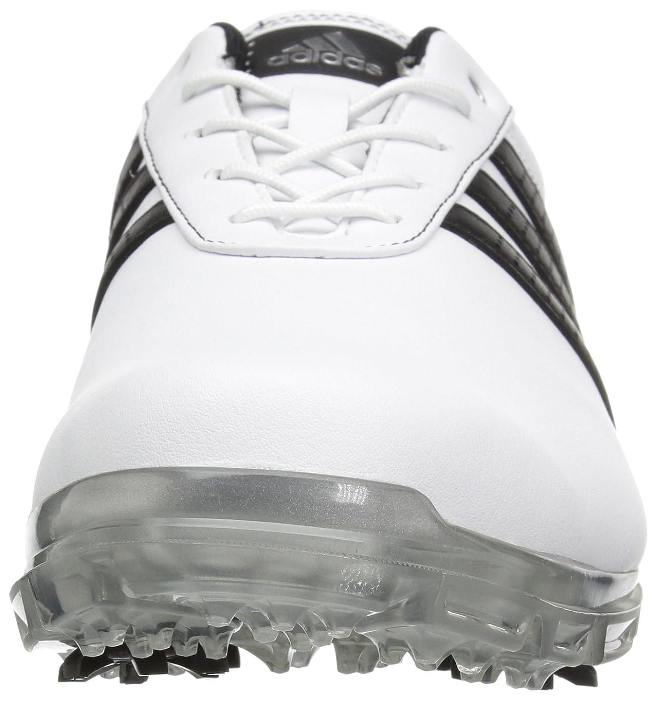 Amazon Com Adidas Men S Adipure Flex Wd Ftwwht Cb Golf Shoe Golf