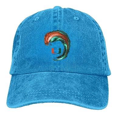 ea386c75088e8 ... sweden adjustable cowboy cotton ball hat miami hurricanes unisex washed  baseball cap comfortable and breathable 94031