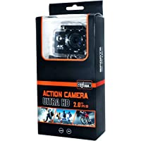 Action Camera 4K 30fps 16MP WiFi Ultra HD Underwater 30M Waterproof 170° Wide Angle Lens Sports