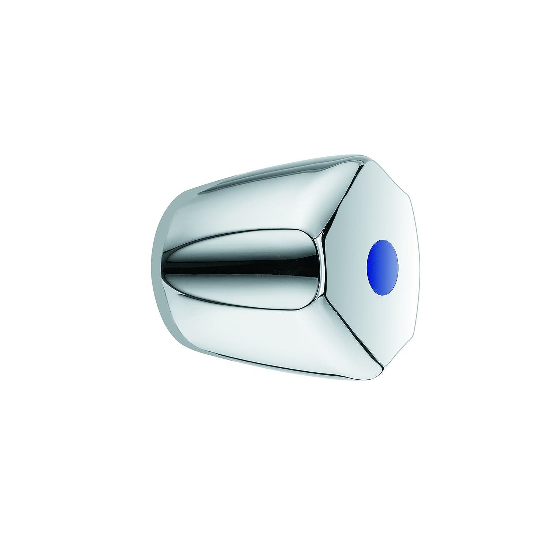 Kludi 7542105-00 7804042 Terralux Standard 08 Poigné e de robinet Bleu/Chromé