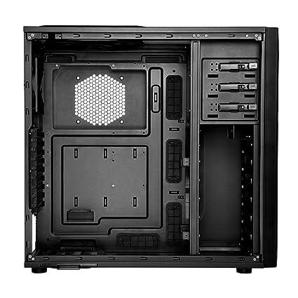 Antec Eleven Hundred - Caja de ordenador de sobremesa, negro: Amazon.es: Informática