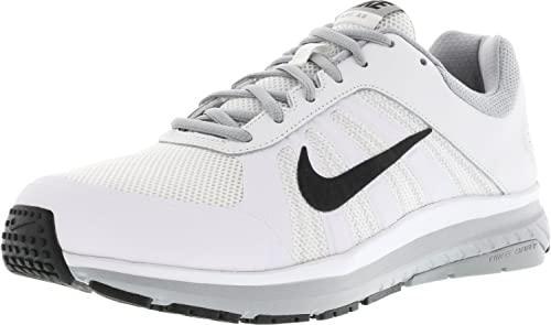 timeless design 024fb 552a4 Nike Dart 12 (4E), Zapatillas de Running para Hombre, Blanco  (WhiteBlack-Wolf Grey), 46 EU Amazon.es Zapatos y complementos