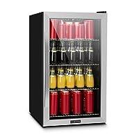 Klarstein Beersafe XXXL • cave à vin double • réfrigérateur à boisson