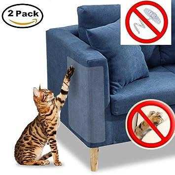 Devekop 2 Protectores de Arañazos para Mascotas para Raspar Mascotas para Proteger Sofá o Muebles Rascador para Uñas de Gatos, Mascotas, Perros: Amazon.es: ...