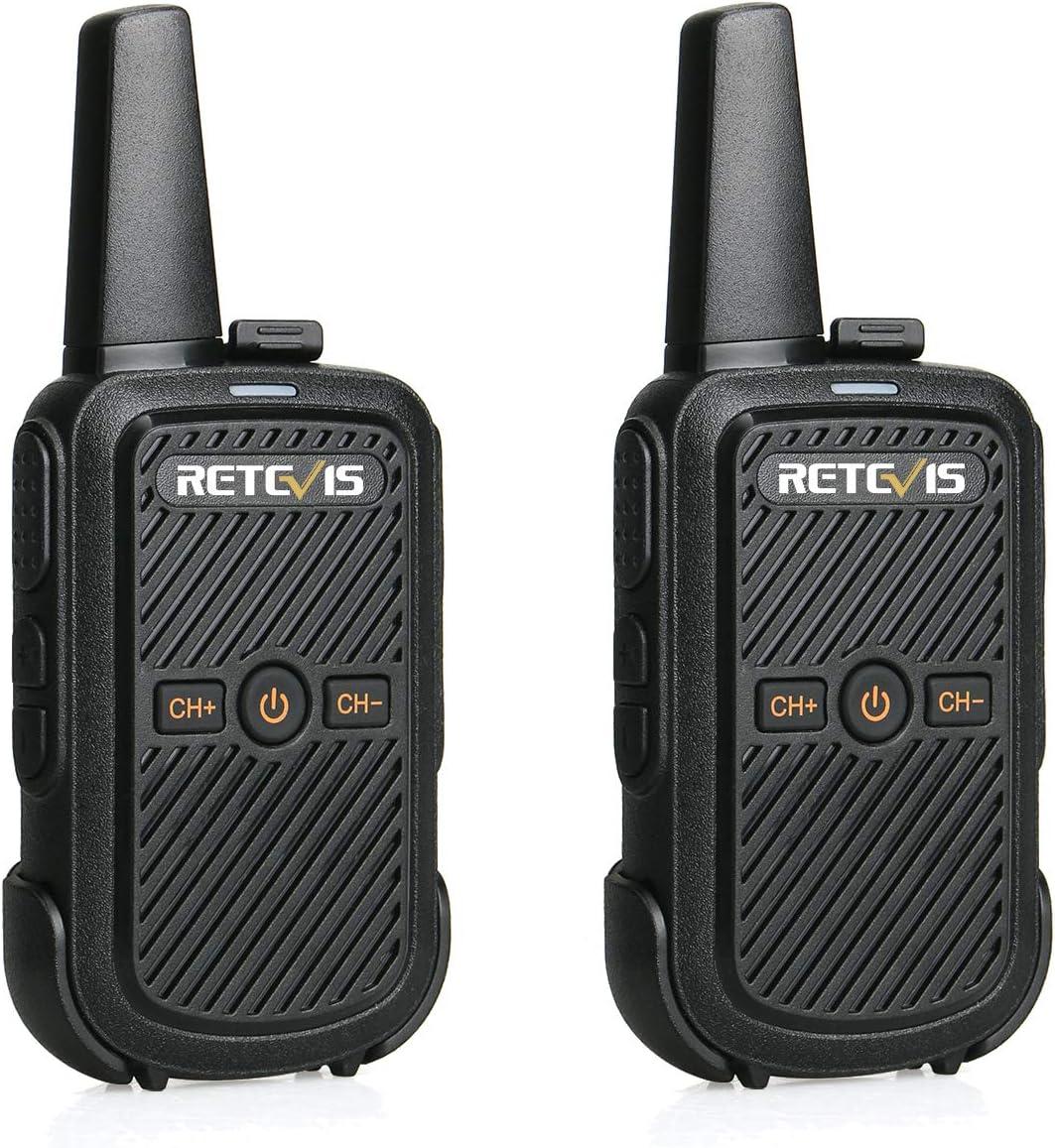 Retevis Rt15 Mini Walkie Talkie Vox Scan 16ch 50 Elektronik