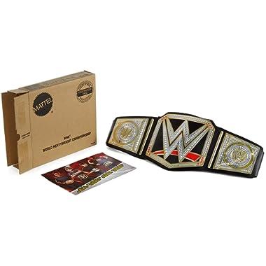 WWE World Heavyweight Championship Belt, Frustration-Free Packaging
