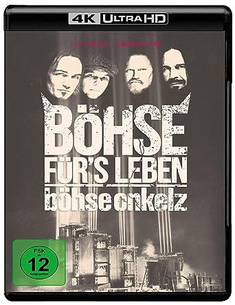 Böhse Onkelz Böhse Fürs Leben 4k Ultra Hd Blu Ray Amazonde