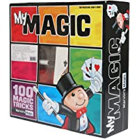 Hamleys Marvin's Magic Amazing Tricks Collection - 100 Magic Tricks, Multi Color
