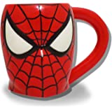 Marvel Official Spiderman 3D Mug