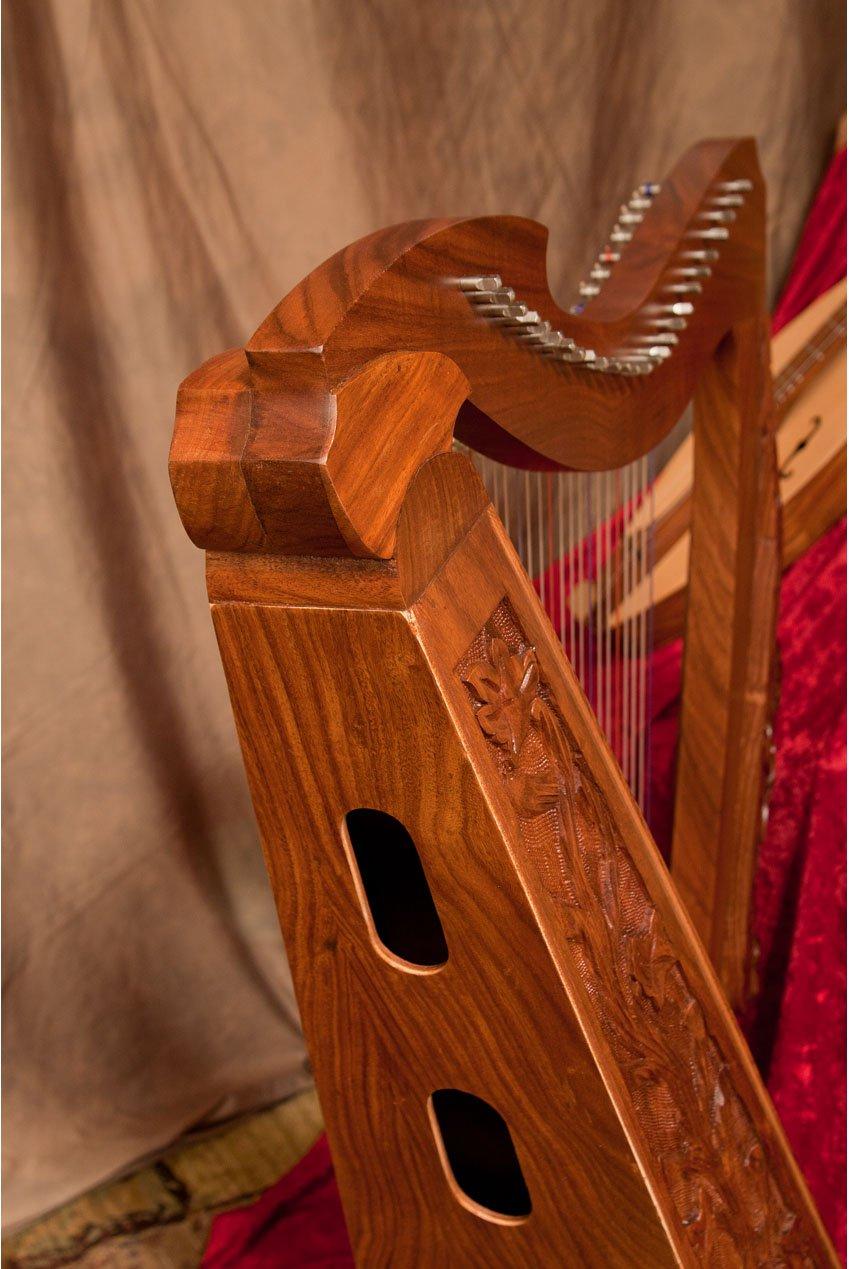 Roosebeck Woodlands Harp 26 Strings HWL26