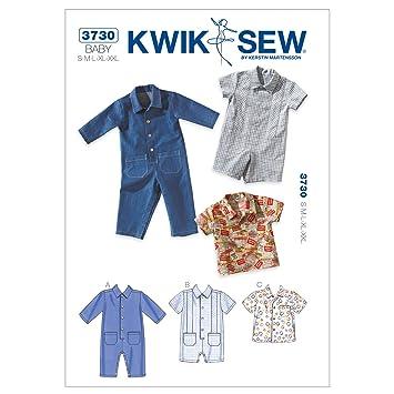 Kwik Sew Mustern k3730 Größe Small – Medium – Large – Extra Groß ...