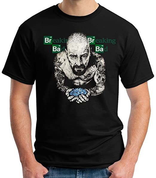 35mm Camiseta Niño Breaking Bad - Walter - Series - TV - T-Shirt: Amazon.es: Ropa y accesorios