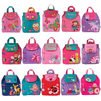 8b2e734ac190 Personalised Children s Girls Backpacks