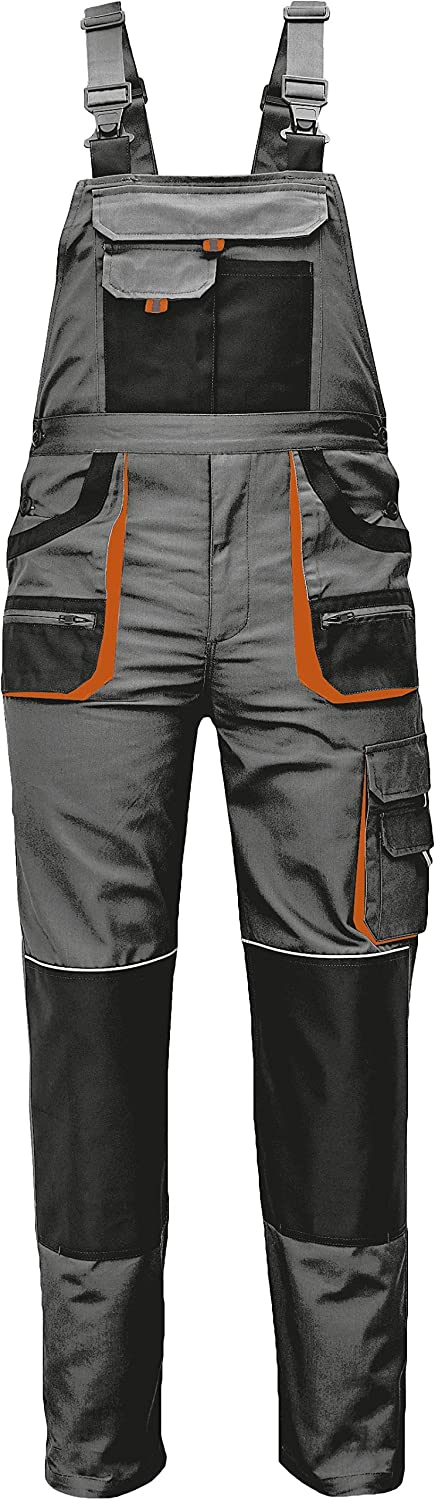 Stenso Des-Emerton/© Mens Work Bib and Brace Dungarees Overalls