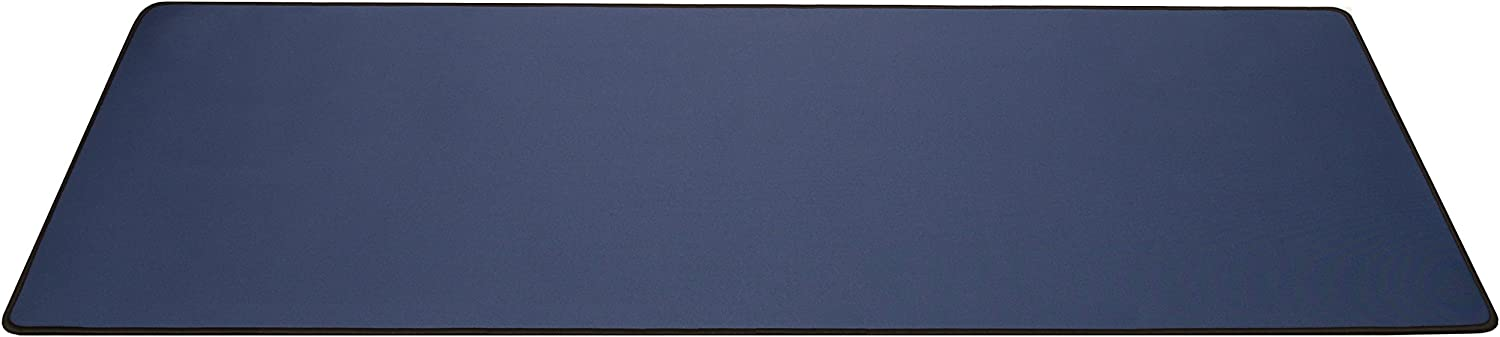 Black XXL Extended Gaming Mouse Mat//Pad Long Stitched Edges Speed Silky Smooth Surface 36x18x0.12 Mouse Pad Large Wide