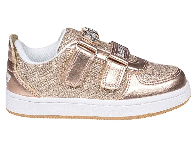 0cfbe6eb Lelli Kelly Colorissima Sneaker Silver Textile Infant Trainers: Amazon.co.uk:  Shoes & Bags