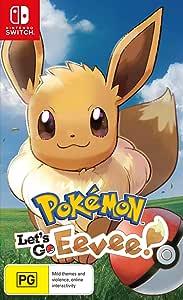 Pokémon: Let's Go, Eevee! - Nintendo Switch