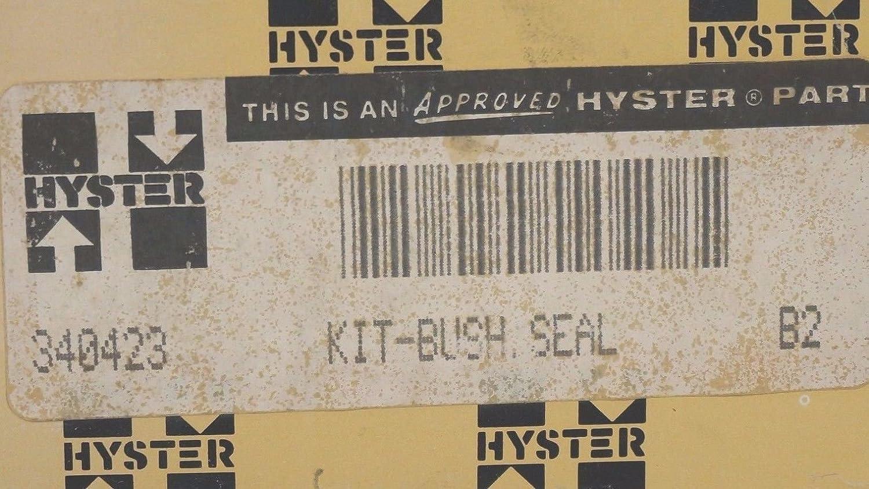 NEW HYSTER 340423 KIT-BUSH SEAL