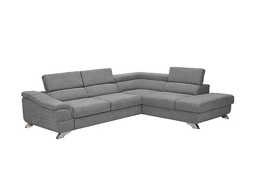 Windsor & Co sofá de ángulo Derecho Convertible con baúl de ...