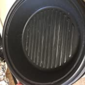 Amazon Com Chefman 3 In 1 Indoor Grill Pot Amp Skillet