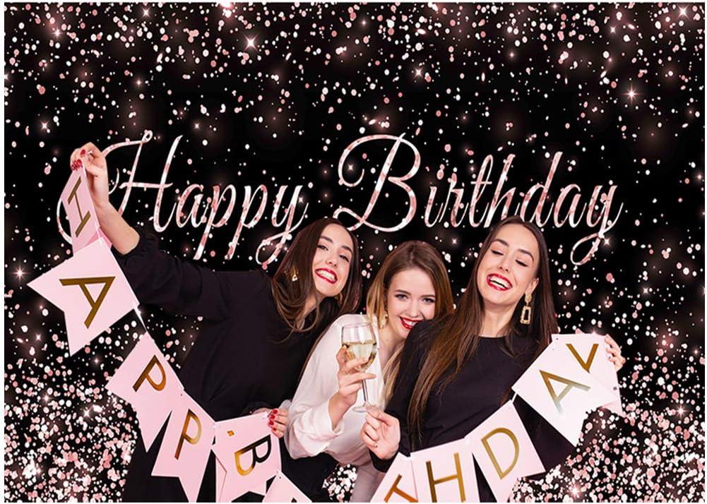 Shiny Birthday Schwarz Pink 7 X5 Kamera