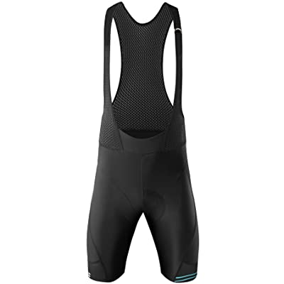 (Year Year New Gear) NOOYME Men's Cycling Bib Shorts Pro Padded Bike Bibs