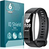 Huawei Band 2 Pro Screen Protector (6-Pack), IQ Shield Matte Full Coverage Anti-Glare Screen Protector for Huawei Band 2 Pro Bubble-Free Film