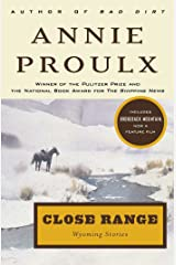 Close Range: Wyoming Stories Kindle Edition