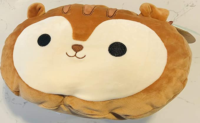 "llama or cow Stackable 12/"" Squishmallow Plush Cuddle Pillow hamster"