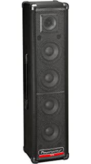 Powerwerks PA System, Solid Black Lacquer, inch (PW150TFX)