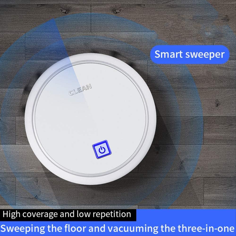 Robot De Balayage Sans Fil De Charge Usb Automatique Aspirateur Aspirateur Sans Fil Robot Tapis Robot B B