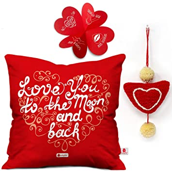 Buy Indi ts Valentine Gift for Boyfriend Love Love You to